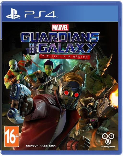 SONY PS4 Telltale's Guardians of the Galaxy [ русские субтитры] майка классическая printio guardians of the galaxy vol 2