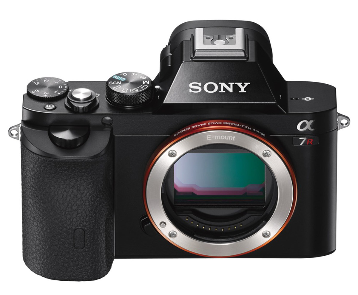 Фотоаппарат Sony Alpha ILCE-7R Body фотоаппарат