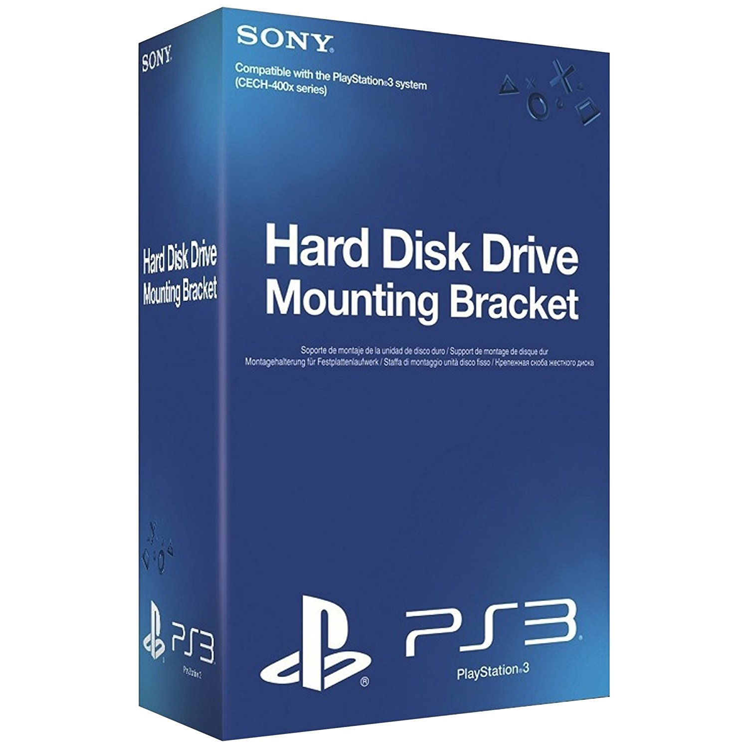 Крепление Sony HDD Caddy Boxed (PS3) sony kdl48r553c