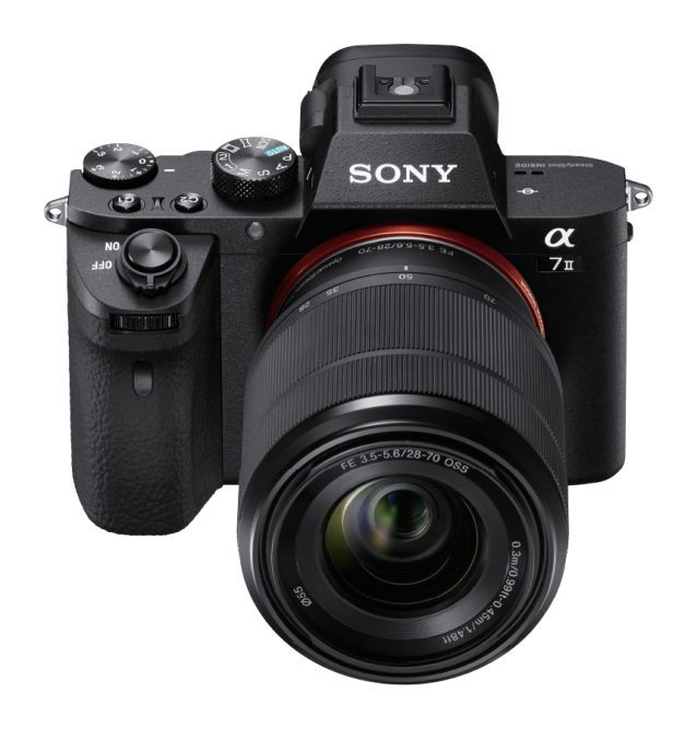 Фотоаппарат Sony Alpha ILCE-7M2KB цифровой фотоаппарат sony alpha ilce a7sm2 body