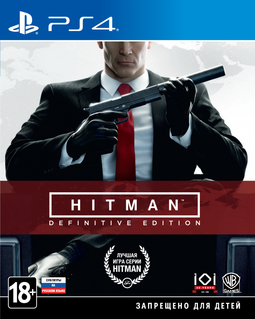 SONY PS4 HITMAN: Definitive Edition [русские субтитры] sony ps4 hitman definitive edition [русские субтитры]