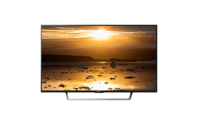 Телевизор Sony KDL 49WE 754 телевизор full hd sony kdl 49wd757