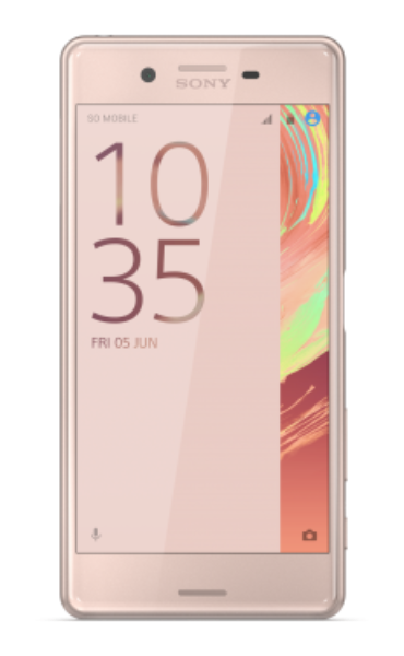 Смартфон Sony Xperia X Performance dual смартфон sony g3112 xperia xa1 dual white