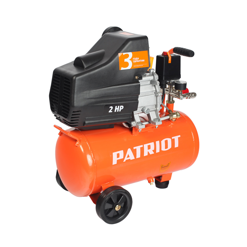 Компрессор Patriot EURO 24-240 компрессор patriot wo 24 160
