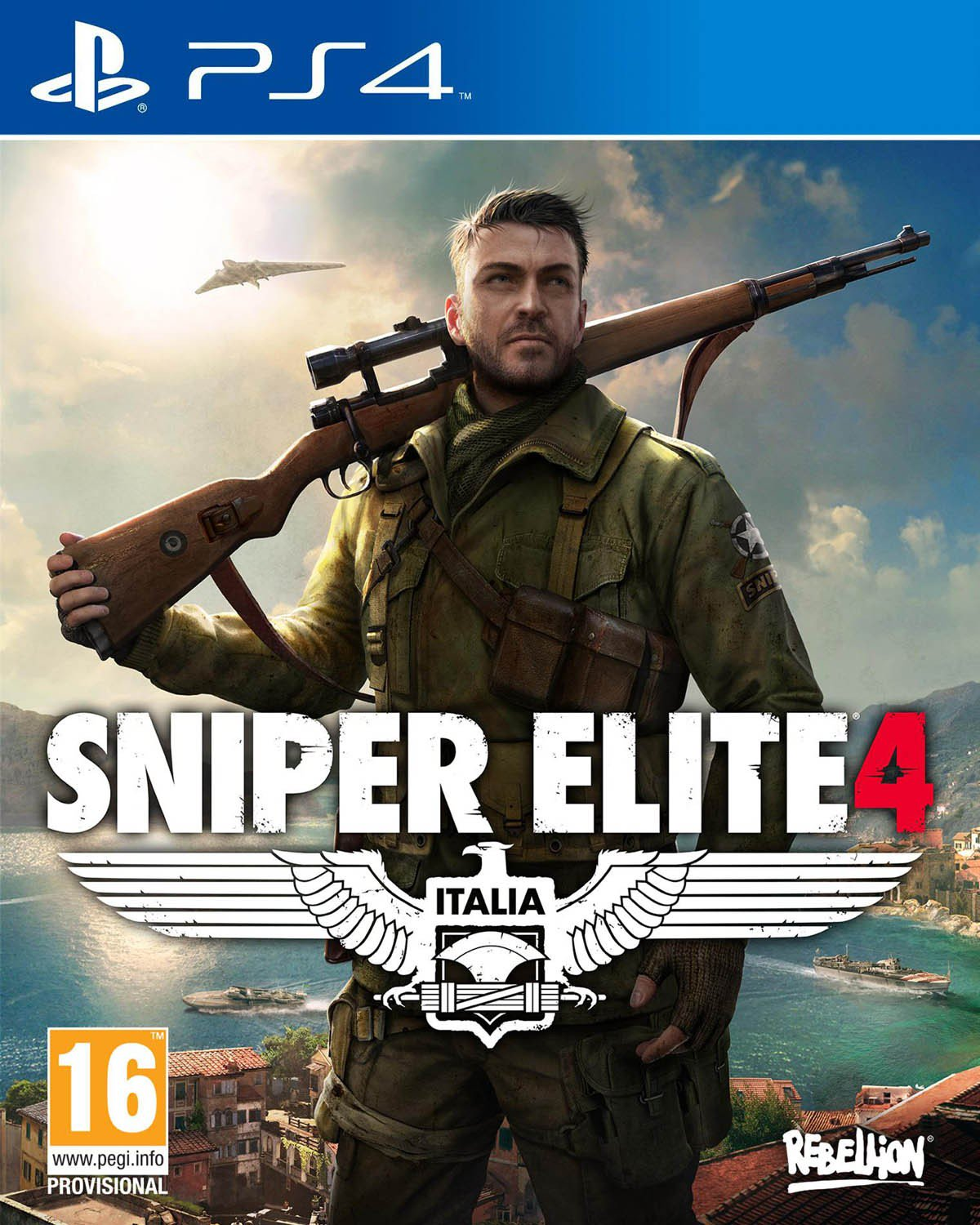 PS4 Sniper Elite 4 sniper elite 3 ultimate edition ps4