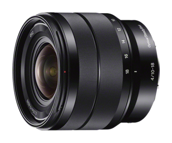 Объектив Sony 10-18mm f, 4 OSS (SEL-1018) объектив премиум sony 28 70mm f 3 5 5 6 oss sel 2870