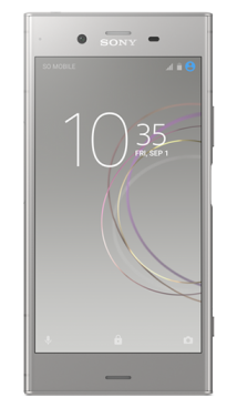 Смартфон Sony Xperia XZ1 Dual смартфон samsung galaxy j1 mini prime 2016 sm j106f ds 8gb black
