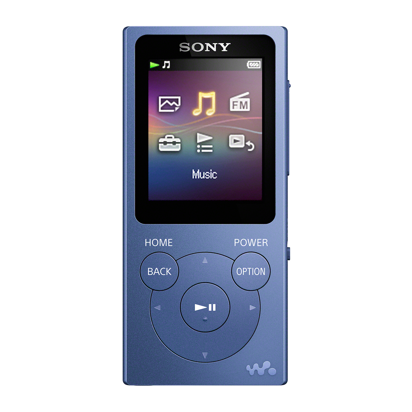 Mp3 плеер walkman Sony NWE394L.EE mp3 плеер sony nw e394 flash 8гб красный [nwe394r ee]