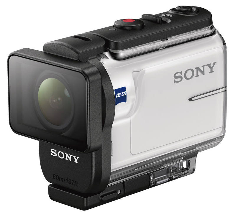 Экшн-камера Sony HDR-AS300/WC sony hdr ax2000e