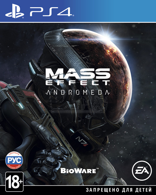 PS4 Mass Effect: Andromeda [русские субтитры] mass effect volume 2 evolution