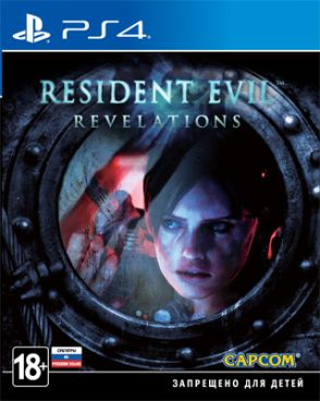 SONY PS4 Resident Evil. Revelations [русские субтитры]