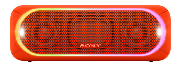 Колонка Sony SRS-XB30R колонка портативная sony srs xb30 red