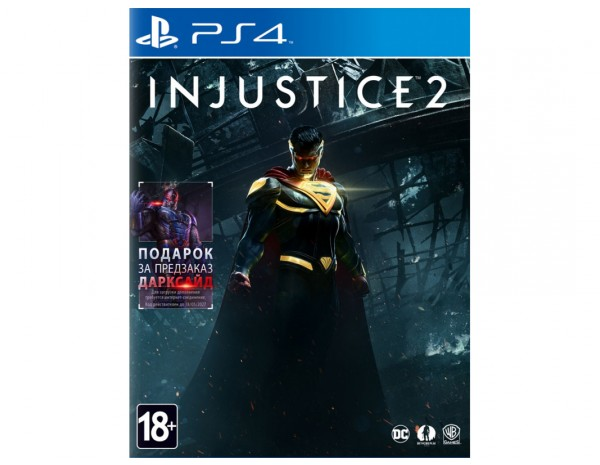 SONY PS4 Injustice 2. Day One Edition [ русские субтитры] final fantasy xv day one edition игра для ps4