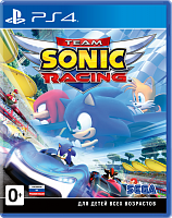 игра_SONY PS4 Team Sonic Racing__