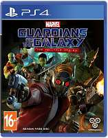 SONY PS4 Telltale's Guardians of the Galaxy [ русские субтитры]