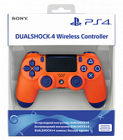 "контроллер_SONY Dualshock 4 "" Fanta Orange""__"