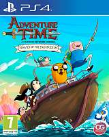 Игра SONY PS4 Adventure Time: Pirates of Enchiridion [английская версия]