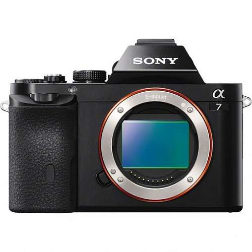 Фотоаппарат_SONY Alpha A7 Body ILCE7B.RU2 __Черный