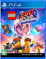 SONY PS4 LEGO Movie 2 Videogame [русские субтитры]