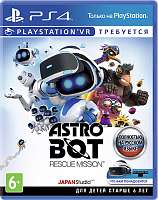 SONY PS4 ASTRO BOT Rescue Mission (только для PS VR) [русская версия]