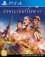 SONY PS4 Sid Meier's Civilization VI [PS4 русские субтитры]