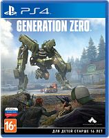 _SONY PS4: Generation Zero__