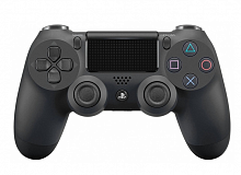 Контроллер_SONY PS4 Dualshock 4 Steel Black (CUH-ZCT2E)_0_