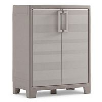Шкаф_KETER EXCELLENCE LOW CABINET__