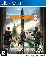 SONY PS4 Tom Clancy's The Division 2 [русская версия]