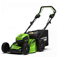 Газонокосилка GREENWORKS GD60LM46SP 2502907 без АК и ЗУ