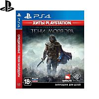 Игра_SONY  PS4 Средиземье: Тени Мордора (Хиты PlayStation) [русские субтитры]__