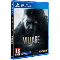 Игра_SONY PS4 Resident Evil Village [русская версия]__