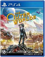 SONY PS4 The Outer Worlds [русские субтитры]