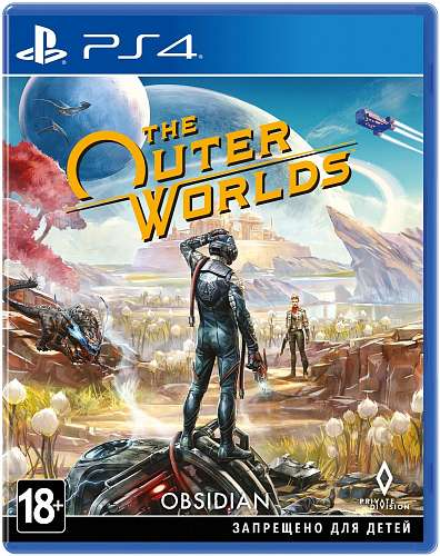 Игра_SONY  PS4 The Outer Worlds__