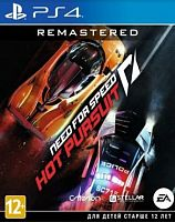 Игра_SONY PS4 Need for Speed Hot Pursuit Remastered [русские субтитры]__