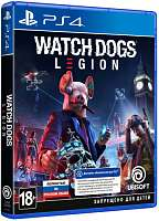 Игра SONY PS4 Watch_Dogs: Legion [русская версия]