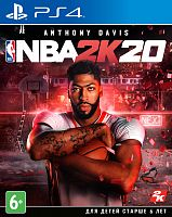 Игра_SONY PS4 NBA 2K20__