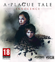 Игра_SONY PS4 A Plague Tale: Innocence [русские субтитры]__