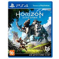 SONY PS4 Horizon Zero Dawn [русская версия]