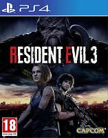 SONY PS4 Resident Evil 3 [русские субтитры]
