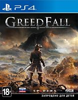 Игра_SONY PS4 GreedFall__