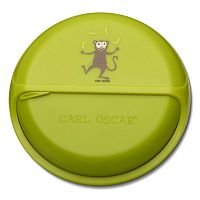 Ланч-бокс_Carl Oscar SnackDISC™ Monkey лайм__
