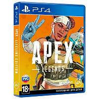 SONY PS4 Apex Legends. Lifeline Edition [русская версия]