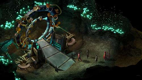 PS4 Torment: Tides of Numenera. Day One Edition [русские субтитры]