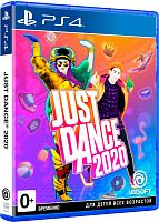 Игра_SONY PS4 Just Dance 2020 [русская версия]__