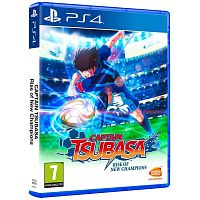 Игра_SONY PS4 Captain Tsubasa: Rise of New Champions [английская версия]__