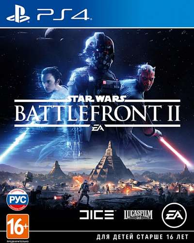 SONY PS4 Star Wars: Battlefront II [ русские субтитры]