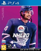 Игра_SONY PS4 NHL 20__