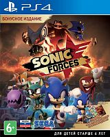 _SONY Sonic Forces , русские субтитры__