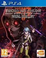 SONY PS4 Sword Art Online: Fatal Bullet [английская версия]